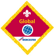 Worcester's Scout Badge