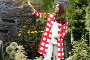 Rachel De Thame on the garden