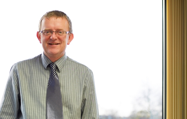 Martyn Bridges, director of marketing and technical support at Worcester, Bosch Group 2012