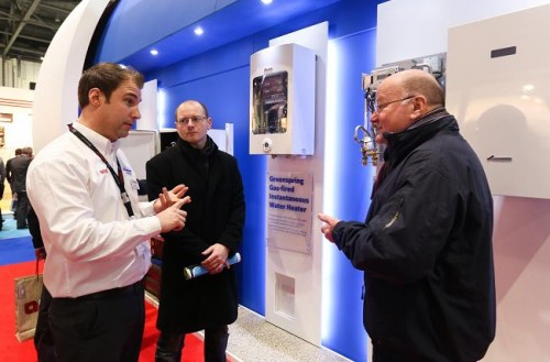 EcoBuild Stand 2014 Worcester Bosch Group 3