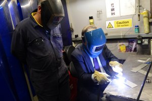 MP visits Clay Cross factory